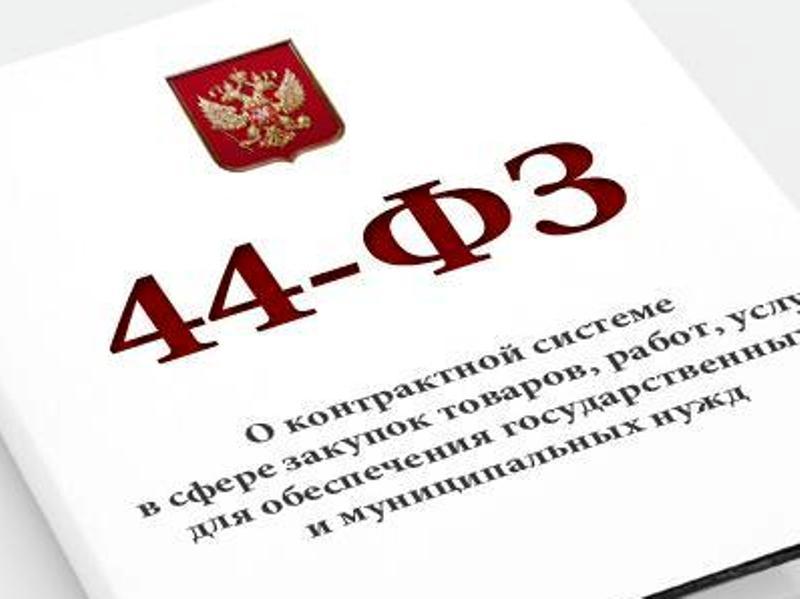 Минфин доработал оптимизационный пакет поправок к закону о госзакупках (ФЗ-44)