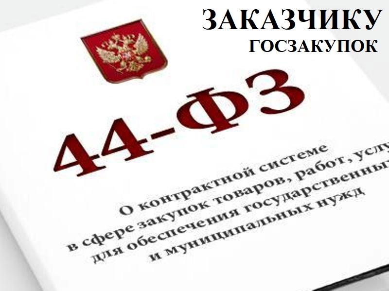 «Обзор и разъяснение актуальных изменений закона № 44-ФЗ в 2021-2022 гг. Оптимизация, унификация, автоматизация закупок»